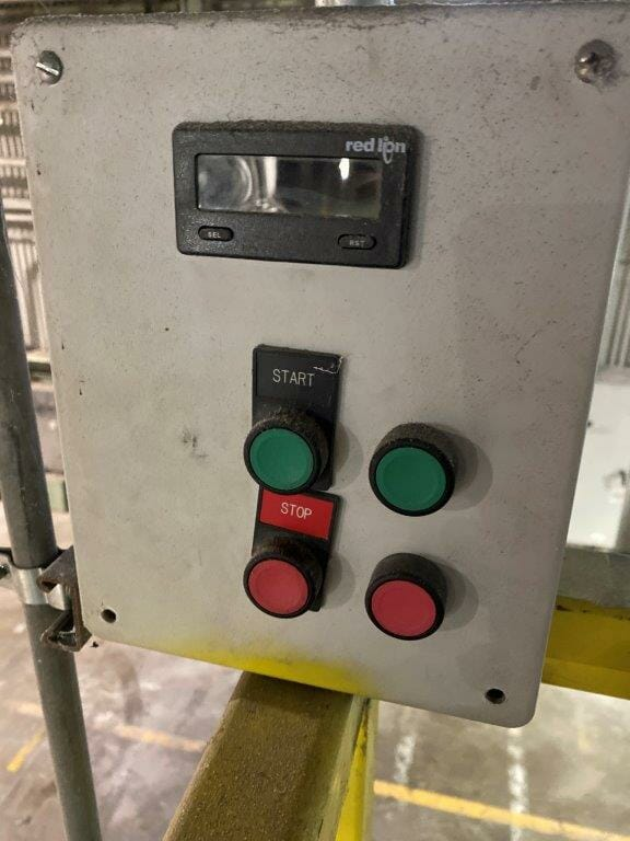 used 250 hp densifier w/ tipper