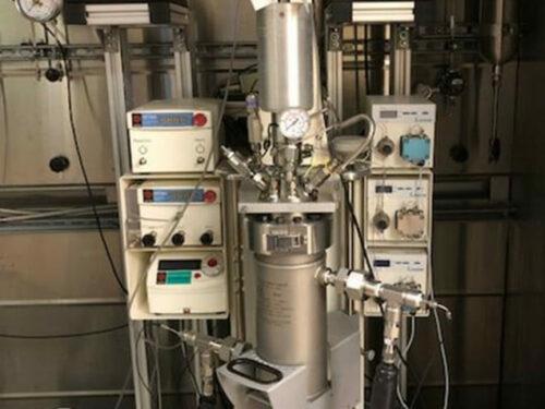 Used Syrris High Pressure Reactor