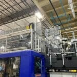 used kautex kbb60 d se2 all electric extrusion blow molding machine