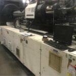 used 800 ton engel 4550/800ah injection molding machine