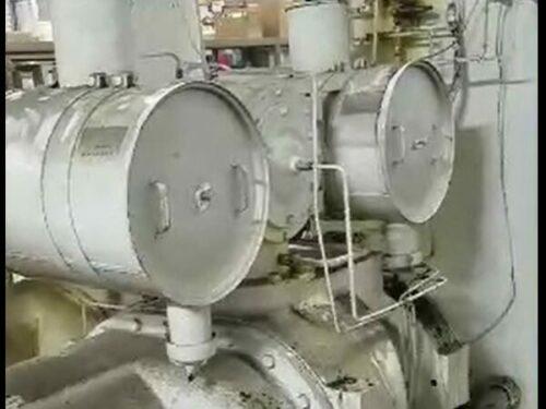 used 300 hp gardner denver air compressor w air dryer & air filter