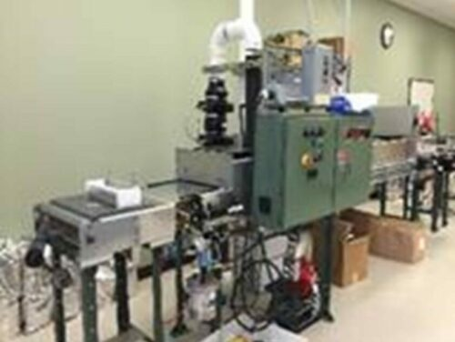 Used Hed TC-1010 Lab Film Caster