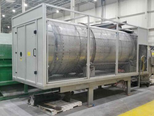 used novatec 1rd-3000n ir dryer