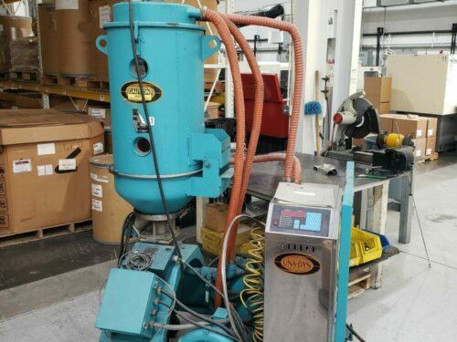 Used 30 lb/hr Una-Dyn UDC30 Dryer System