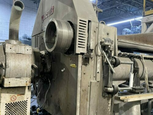 2019 Gneuss RSF-175 Genius Continuous Screen Changer