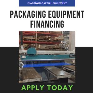 plastic packaging equipment financing