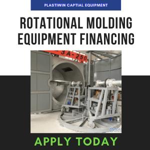 rotational molding equipment financing