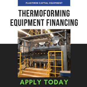 thermoforming equipment financing