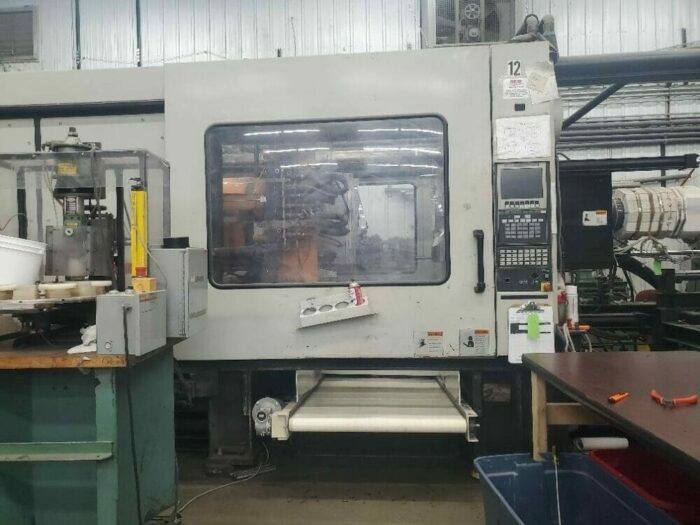 Used 725 Ton Cincinnati Magna 725 Injection Molding Machine