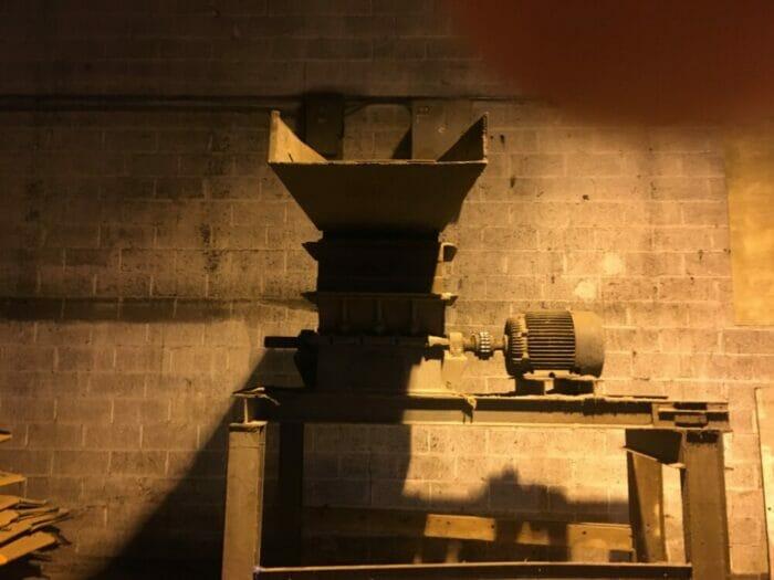 Used 75 HP Gruendler Hammermill
