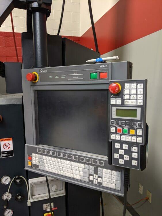 Used Makino Edge 3 CNC Sinker EDM