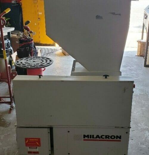 Used 10 HP Milacron CMS1116 Grinder