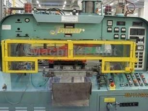 Used 115 Ton Jomar Hydraulic Injection Blow Molding Machine