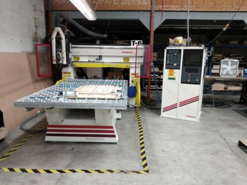Used 3-Axis Thermwood RC40 CNC Router